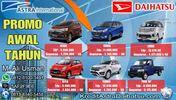 Astra Daihatsu Promo Awal Tahun
