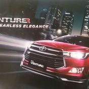 All New Innova Venturer Ready Stock
