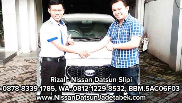 Promo Nissan Datsun Trade In Meriah