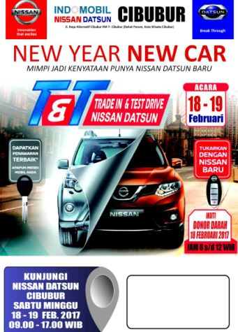 Nissan Trade In &Test Drive Festival