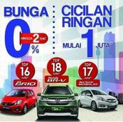 Promo Bunga 0%, Ang 1 Jtan