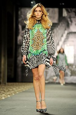 Just Cavalli, Fall/Winter 2012.