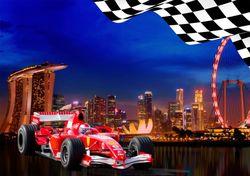 4D singapore Formula 1 2014