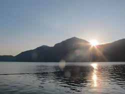 Lupakan Kuta, Coba Sambangi Danau Batur yang Cantik di Bali