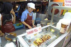 Nyam! Jajan Nikmat Banana Pancake di Chiang Mai