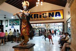 Belanja Oleh-oleh di Bali, Coba Mampir ke Krisna