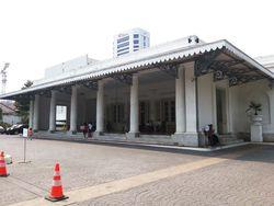 Mengintip Isi Balai Kota Jakarta