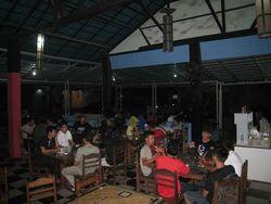 Geliat Kota 1001 Warung Kopi di Belitung Timur