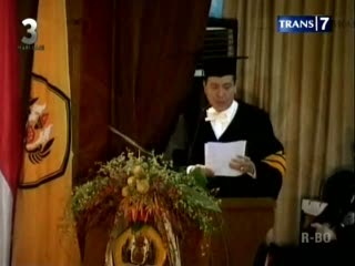 Chairul Tanjung Raih Gelar Honoris Causa