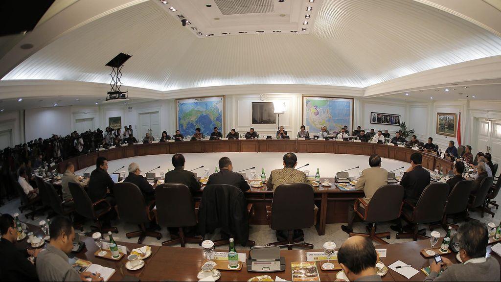 CSIS: Kabinet Kerja Mengecewakan, Reshuffle Kabinet Jadi Keharusan