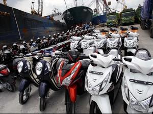 Penjualan Sepeda Motor April 2016 Turun