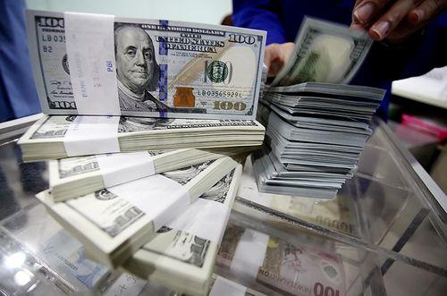 Dolar AS Bergerak di Rp 13.626