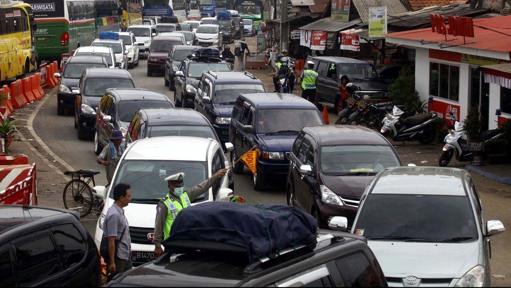 Polda Jabar: Adanya Tol Cipali Kurangi Kemacetan 40 % di Jomin dan Cikopo