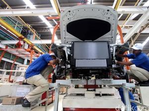BMW Seri 3 Diproduksi di Meksiko