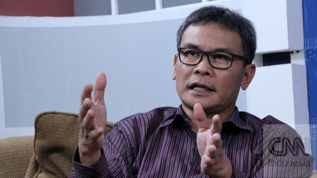 Lolos Seleksi Tahap Pertama Capim KPK, ini Reaksi Johan Budi