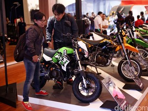 AISI Berharap Jualan Motor Tahun Ini Sama dengan 2015