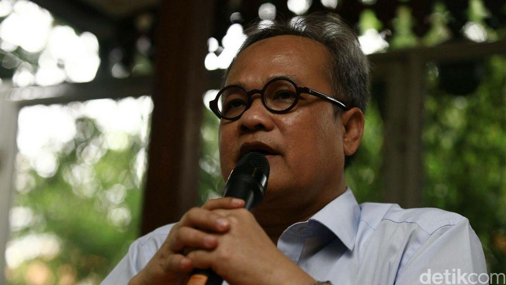 Hajriyanto: Politicking Antar Menteri Sangat Buruk di Mata Rakyat