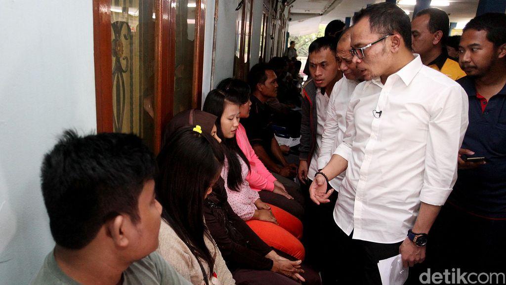 Menteri Hanif Janji Tindak Tegas Tenaga Kerja Asing yang Masuk Ilegal