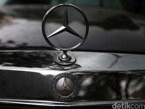 Mobil Mercedes-Benz Bakal Bisa Cari Ruang Parkir yang Kosong