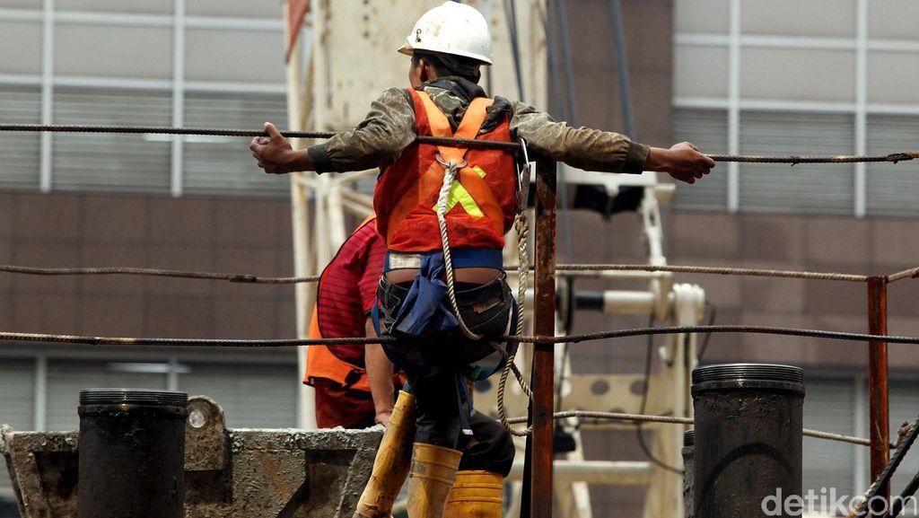 Satu Pekerja China Harus Membuka Pekerjaan Bagi 10 Orang Indonesia