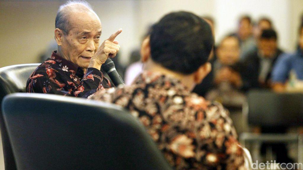 Syafii Sarankan Komjen Anang Teliti Kembali Kasus BW Cs