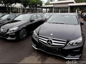Indonesia Belum Bisa Jadi Basis Produksi untuk Mercedes-Benz