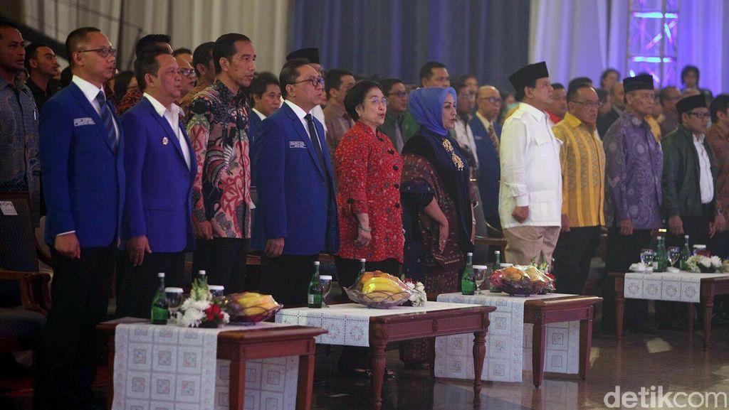 PDIP Ingin KMP Masuk Kabinet, NasDem Tak Masalah
