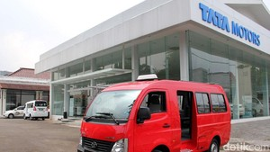 Mantan Eksekutif Airbus Pimpin Tata Motors