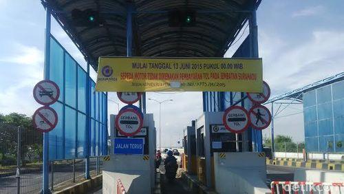 Suramadu Gratis, Kemacetan Toron Tak akan Terjadi