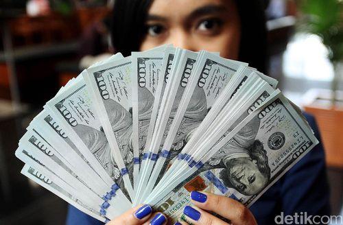 Dolar AS Makin Loyo, Siang Ini Rp 13.260