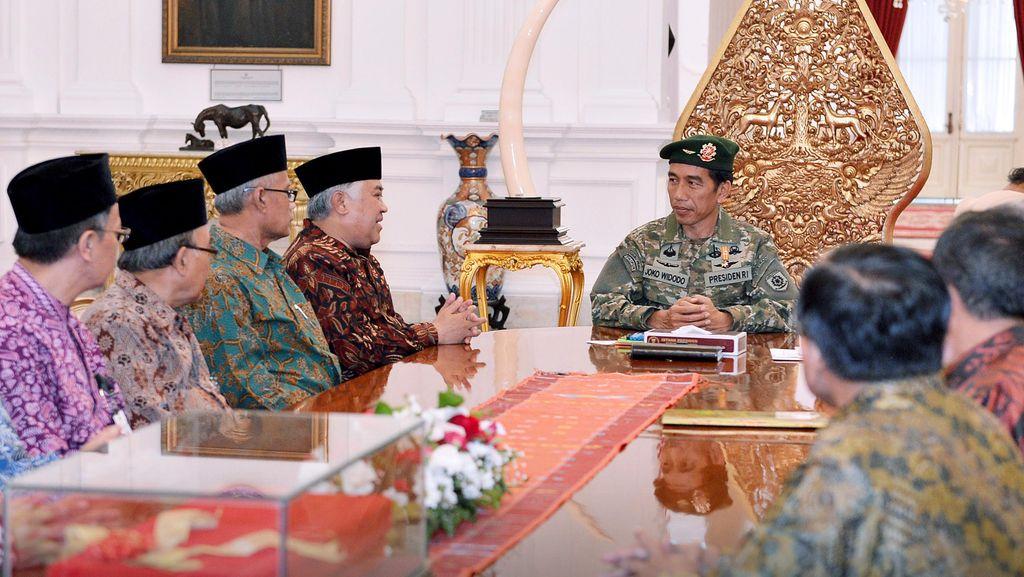 Muhammadiyah Dukung Jokowi Basmi Mafia