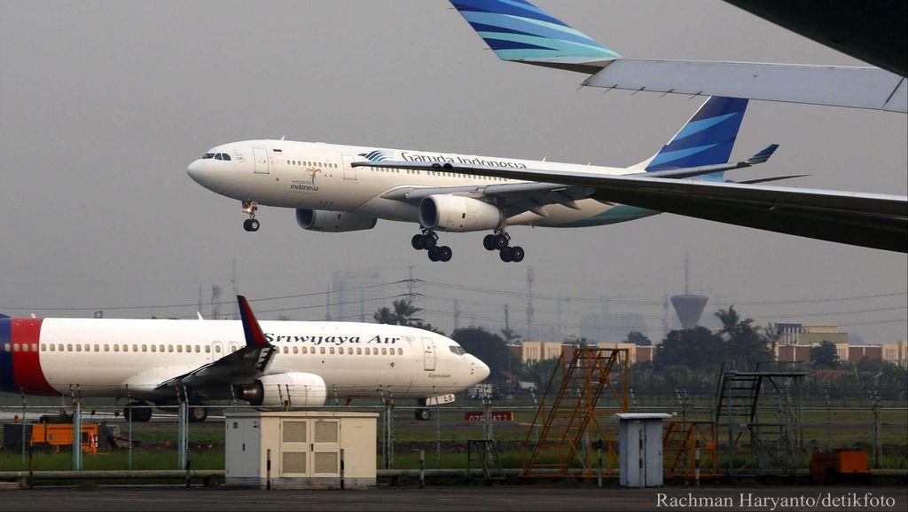Garuda Indonesia: Hari ini Jadwal Penerbangan Beroperasi Normal