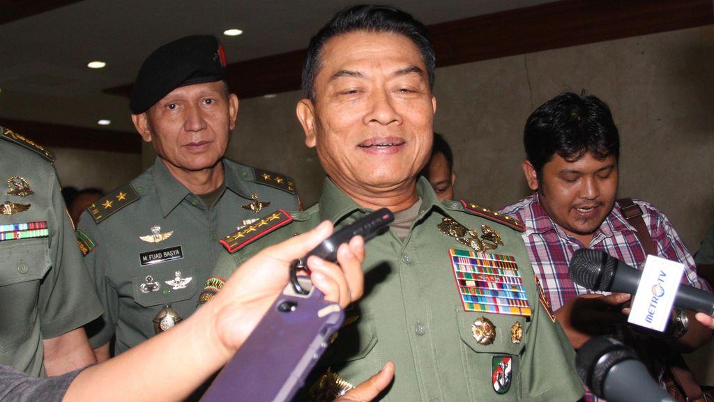 Panglima: TNI Punya 22 Unit Pesawat Tua Buatan 1960-1980-an