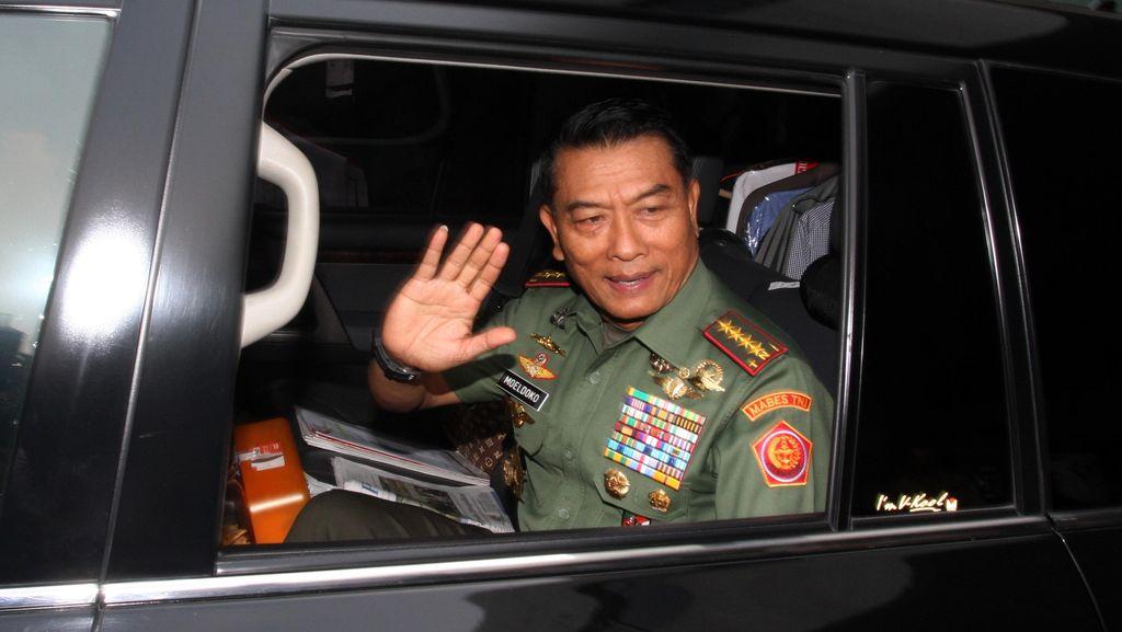Panglima TNI: Sipil Tak Boleh Bayar Dalam Penerbangan Militer