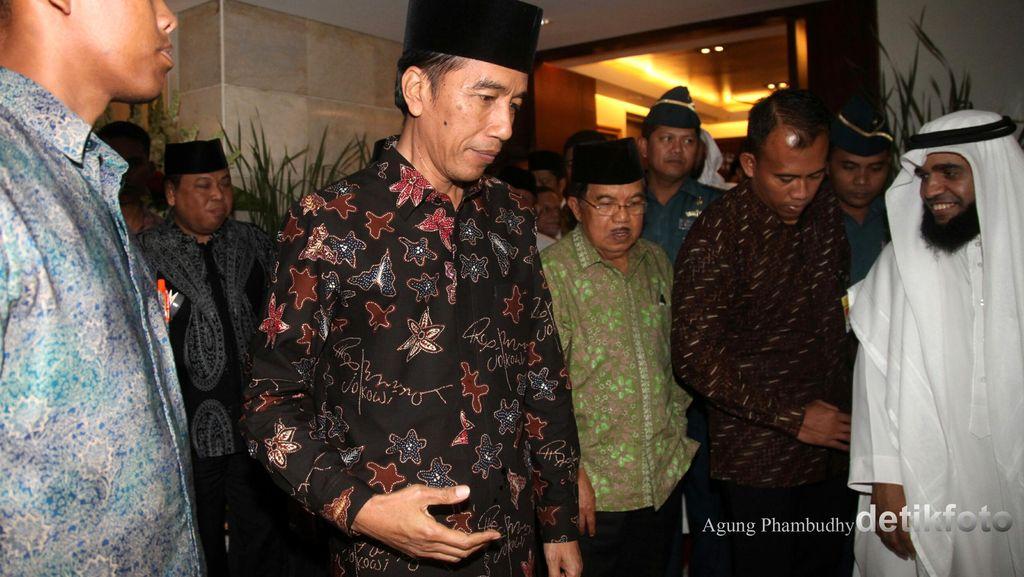 Jokowi Akan Lantik Panglima TNI dan Ka BIN Bersamaan