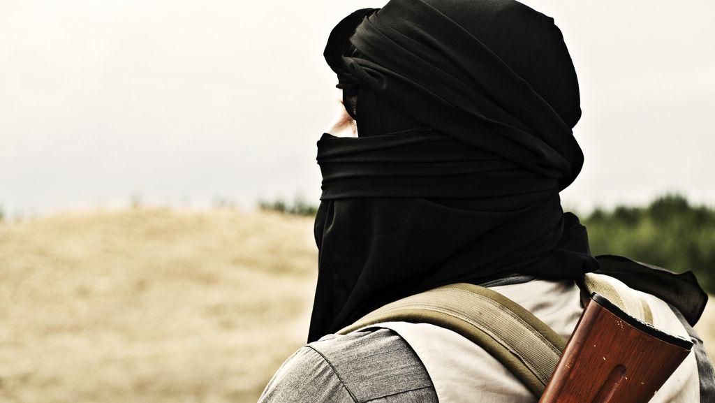 18 Militan ISIS Dibunuh Pemberontak Suriah, Ini Foto-fotonya