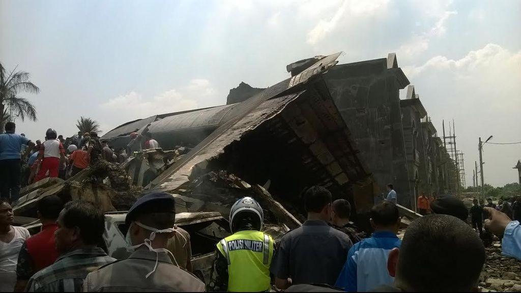 Gubernur Sumut: Medan Berduka Atas Tragedi Hercules