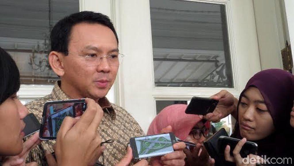 Ahok: Uang Saku dan Makan untuk TNI Polri Berasal dari APBD