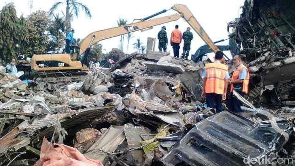 Kesaksian Agus, dari Ledakan hingga 'Senyapnya' Penumpang Pesawat