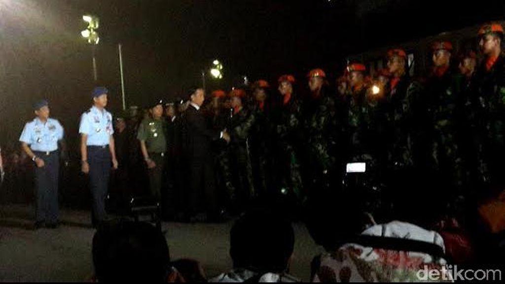 Jokowi Ajak Masyarakat Doakan 122 Korban Jatuhnya Pesawat Hercules