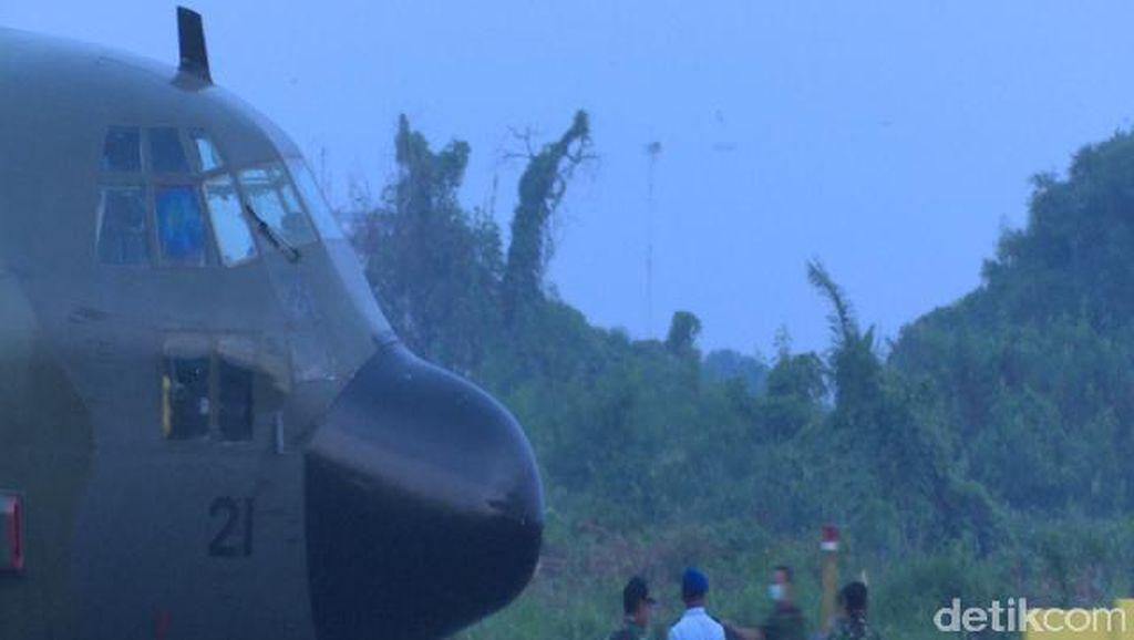 TNI: Operasional Hercules Dihentikan Sampai Investigasi Tuntas