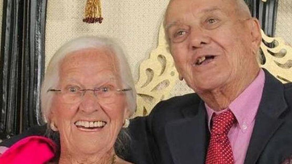 'Sehidup Semati', Kurang dari 24 Jam Nenek Ini 'Susul' Suaminya Meninggal