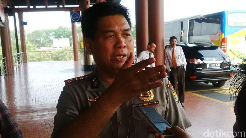 Kapolres Duga Penyebab Kebakaran Korsleting Alat Masak JW Lounge