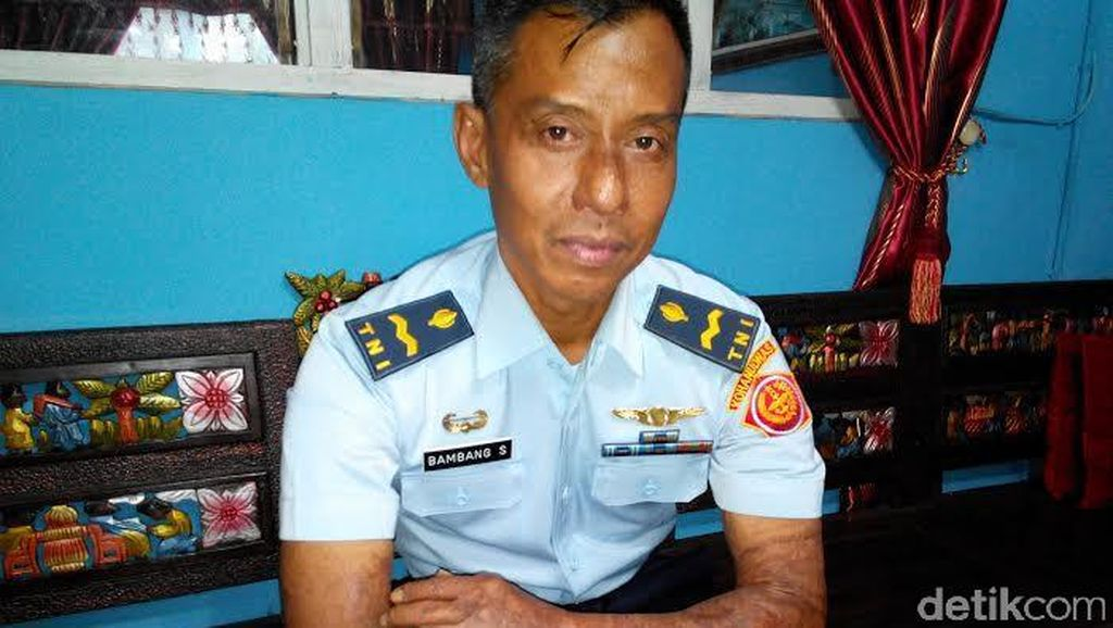 Pelda Bambang 'Hercules' Mensyukuri Hidup Kedua Pasca Kecelakaan Hercules