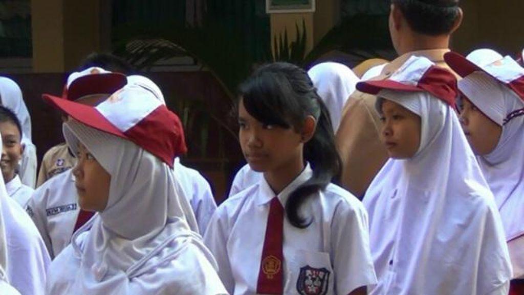 Kisah Sekolah Bella, Anak Pintar dari Koja yang Bikin Ahok Bersuara
