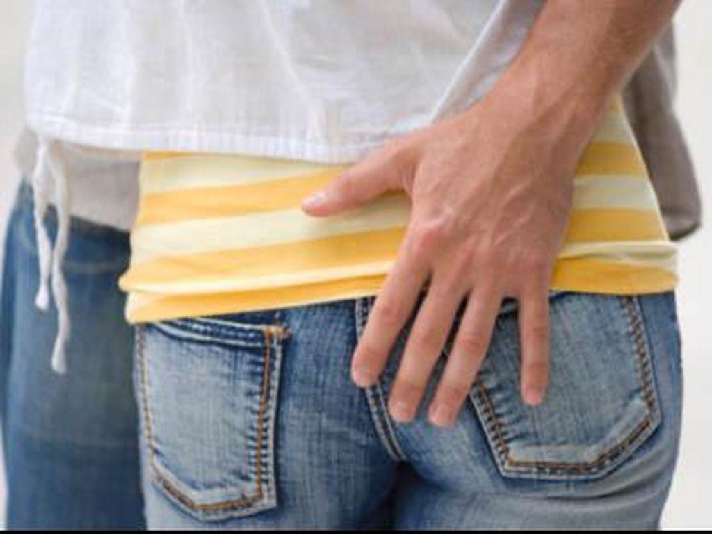 Tergantung Penyebabnya, Pantat Burik Juga Bisa Jadi Berbahaya