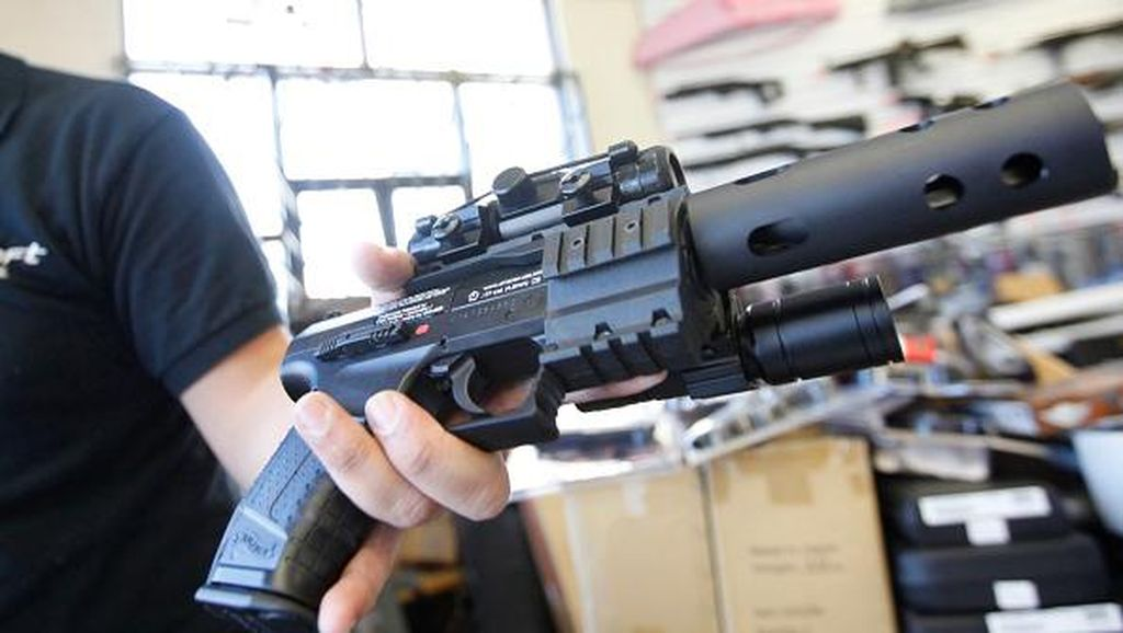 Air Gun Dilarang, Ini Perbedaannya dengan Airsoft Gun