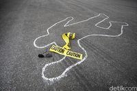 Pembunuhan Sopir Taksi Online di Karawang Murni Perampokan