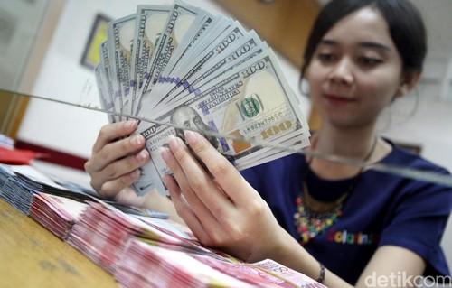 The Fed Tahan Suku Bunga, Dolar AS Melemah ke Rp 13.071