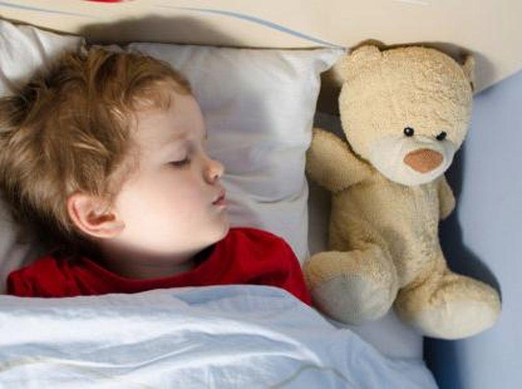 Tidur Lebih Awal Sejak Dini, Risiko Obesitas Saat Remaja Bisa Turun